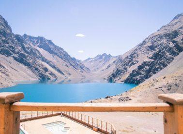 Ski Portillo no verão_mirante-hotel