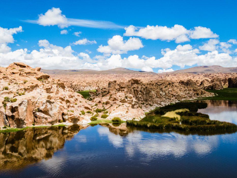 Salar de Uyuni_laguna catal de cima
