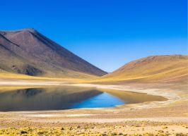 deserto do Atacama Lagunas Altiplânicas