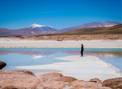 deserto do Atacama_visão Piedras Rojas