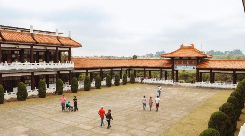 Templo Zu Lai-do alto