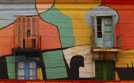 Buenos Aires_caminito cores