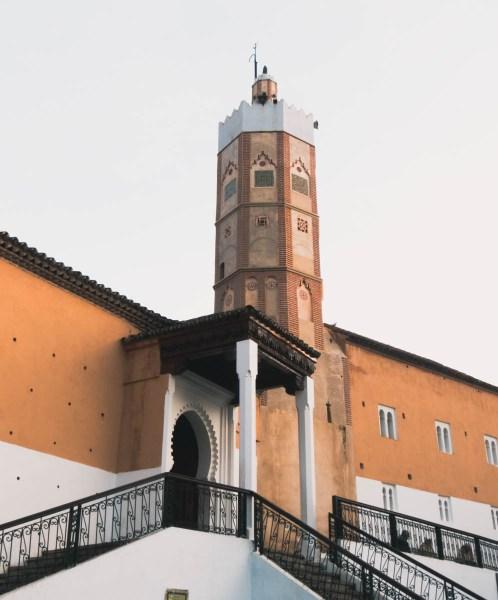 Chefchaouen mesquita