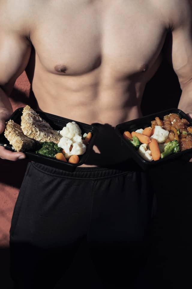 HEALTHY DIET FOR MEN