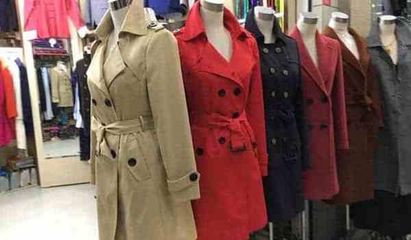 Getting coats made in Shanghai