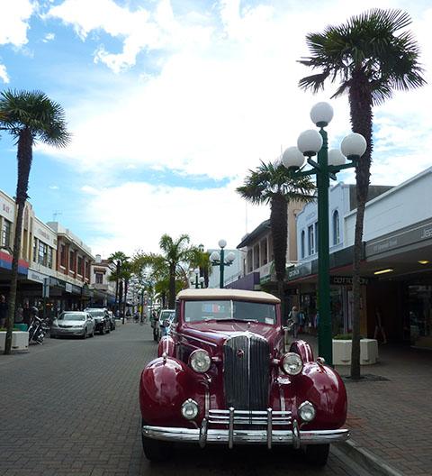 Napier vintage care