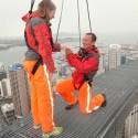 Auckland sky jump proposal