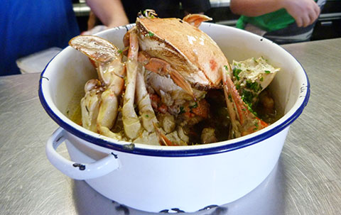 Crab Shack Wellington