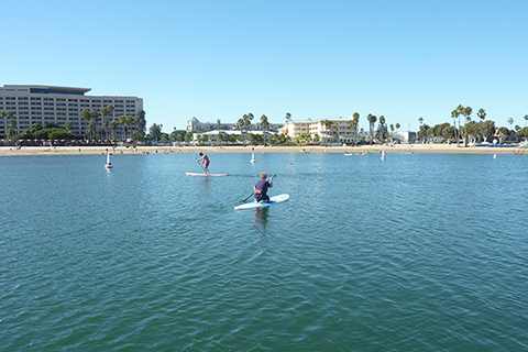 Stand Up Paddleboarding tips