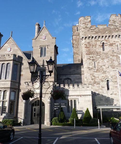 Clontarf Castle, Dublin