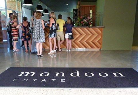 Mandoon tasting room