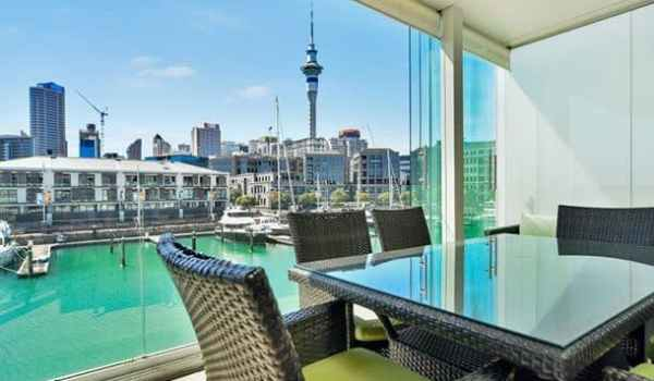 Auckland apartment accommodation