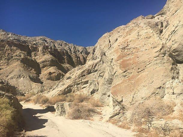 San Andreas fault tour