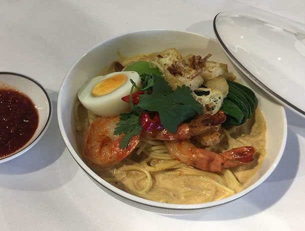 Book the cook laksa