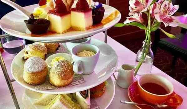 High tea Auckland