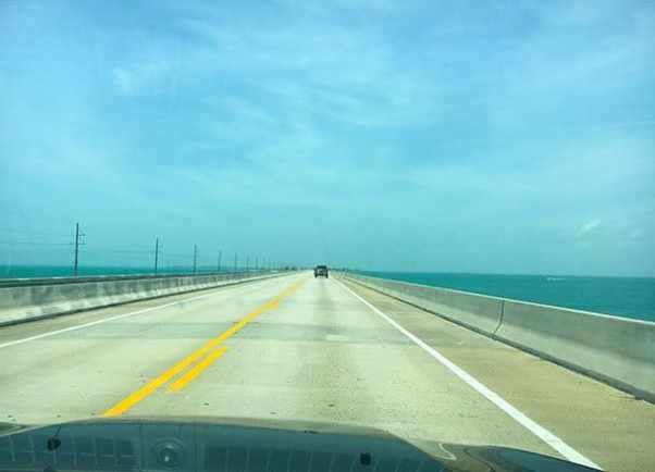 7 Mile Bridge to Key West