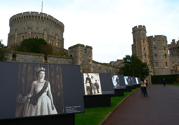 Windsor castle visit