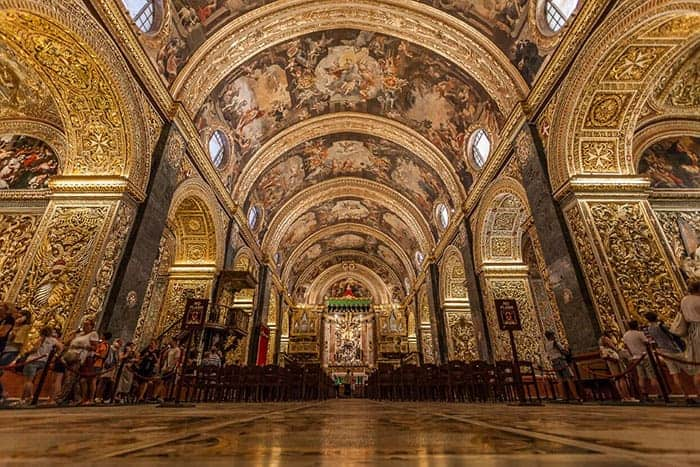 St Johns Cathedral Malta