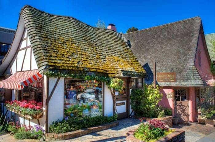 Iconic Carmel sweet shop