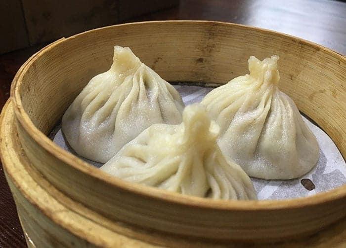 Best dumplings in China