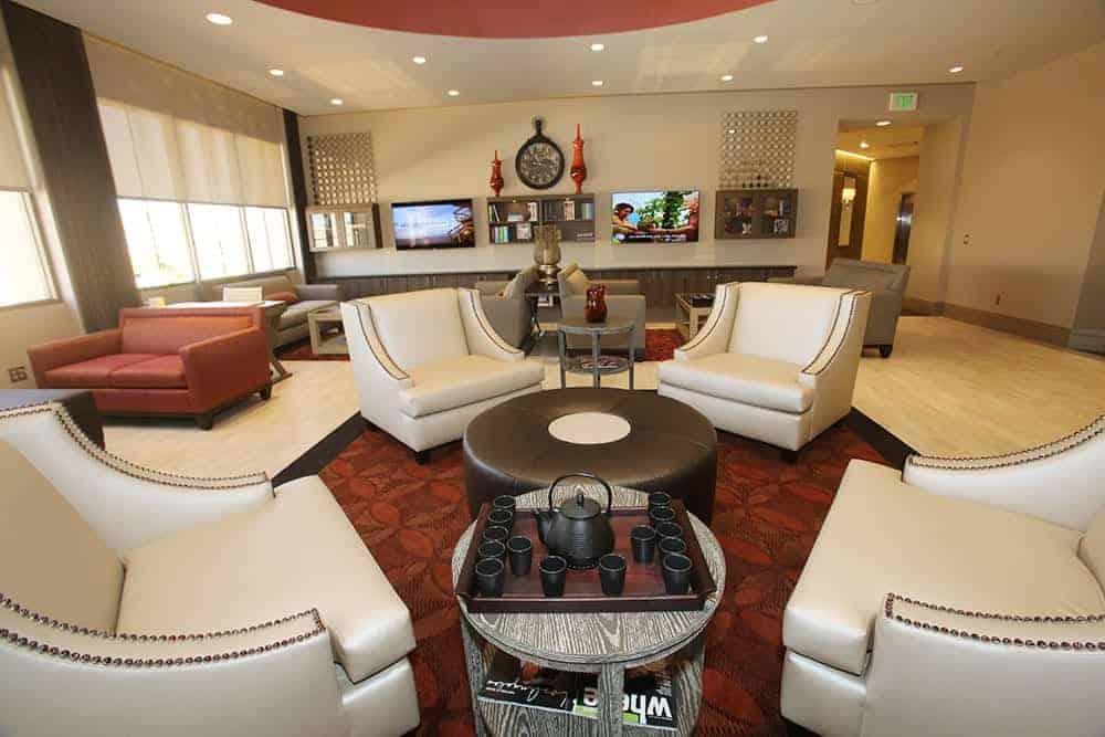 Citadel lounge