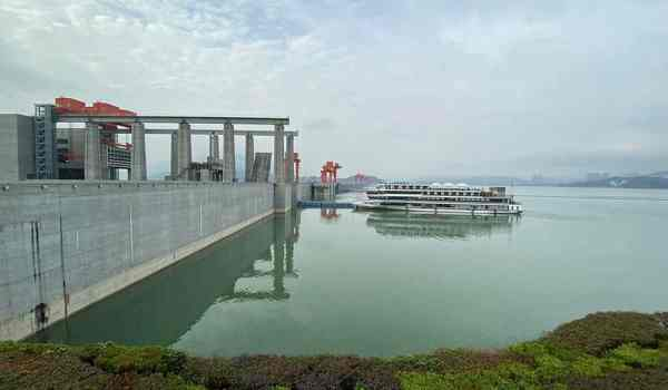 three gorges dam yangtze river