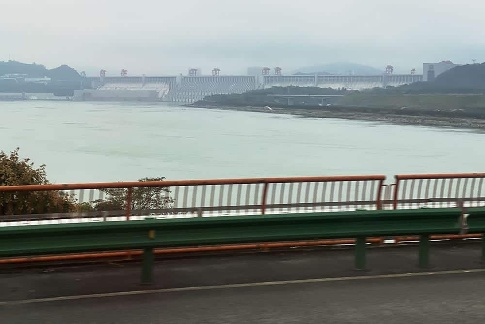 three gorges dam yangtze river