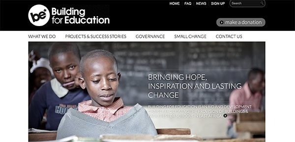 Building for Education