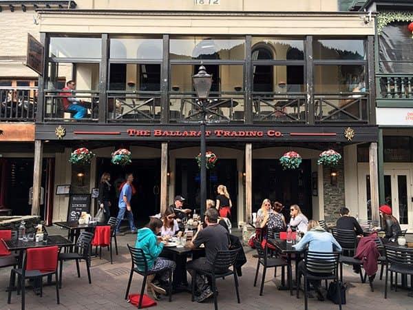 Bistro pub Queenstown