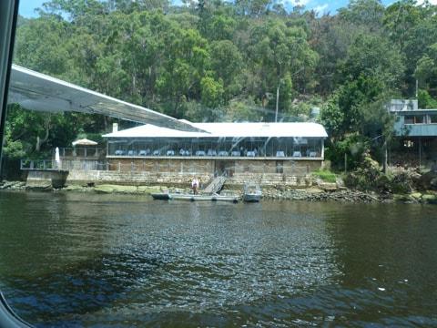 Berowra Waters Inn