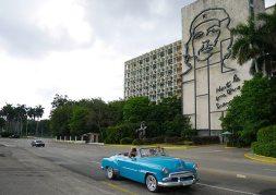 Che Gevara in Havana