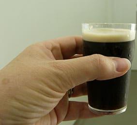 Guinness tasting
