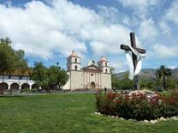 The Mission, Santa Barbara
