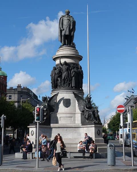 Dublin monument