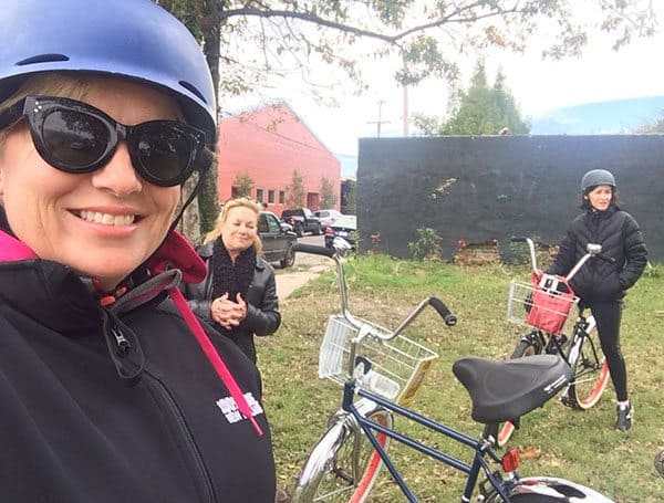 Cycling in New Orleans