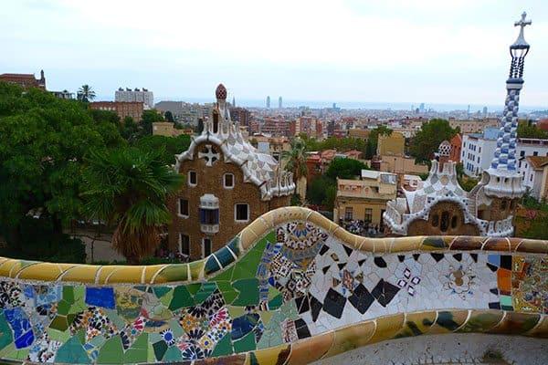 Sightseeing Barcelona