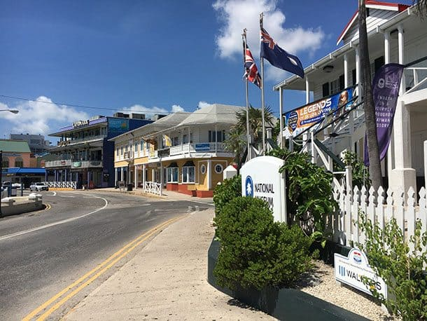 Cayman Island shopping