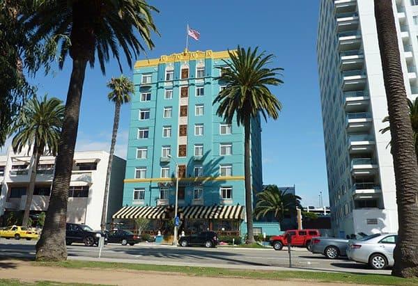 Georgian Santa Monica