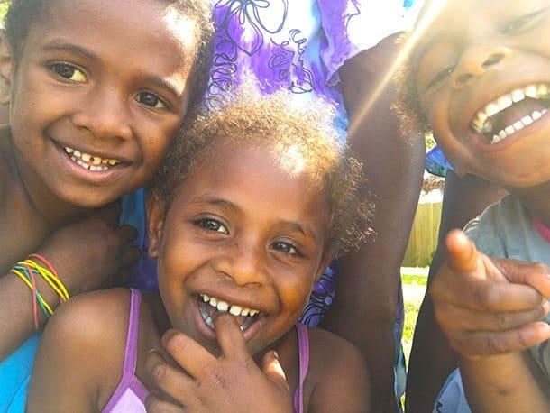 Port Olry children