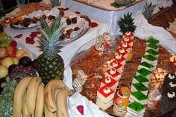 Holland America dessert