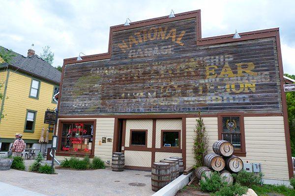 High west whiskey park city utah