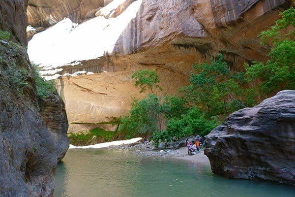 Narrows Zion