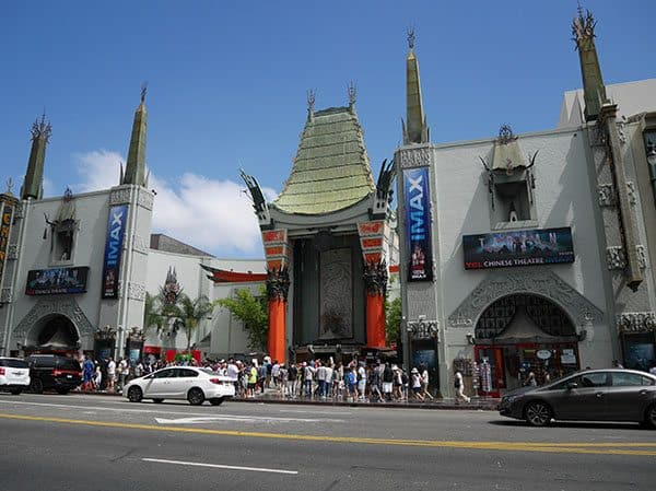 Manns Chinese Theater