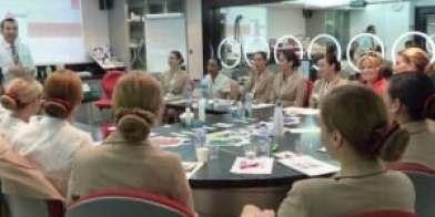 Emirates classroom