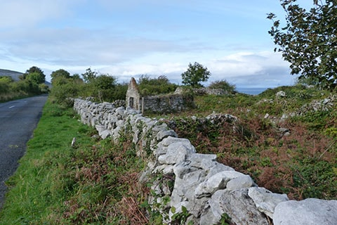 Ireland roadie Mohar road