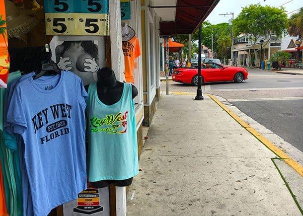 Duval St Key West