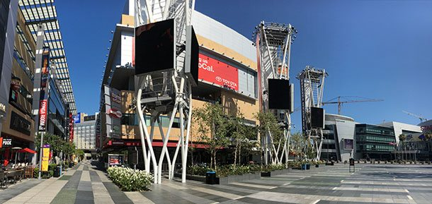 Staples Center