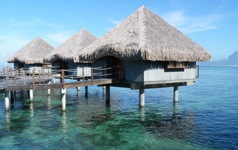 Le Meridien bungalows