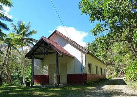 New Caledonia tribe