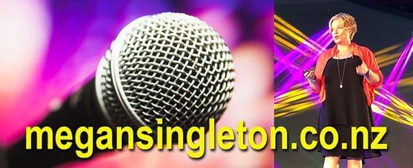Megan Singleton speaker